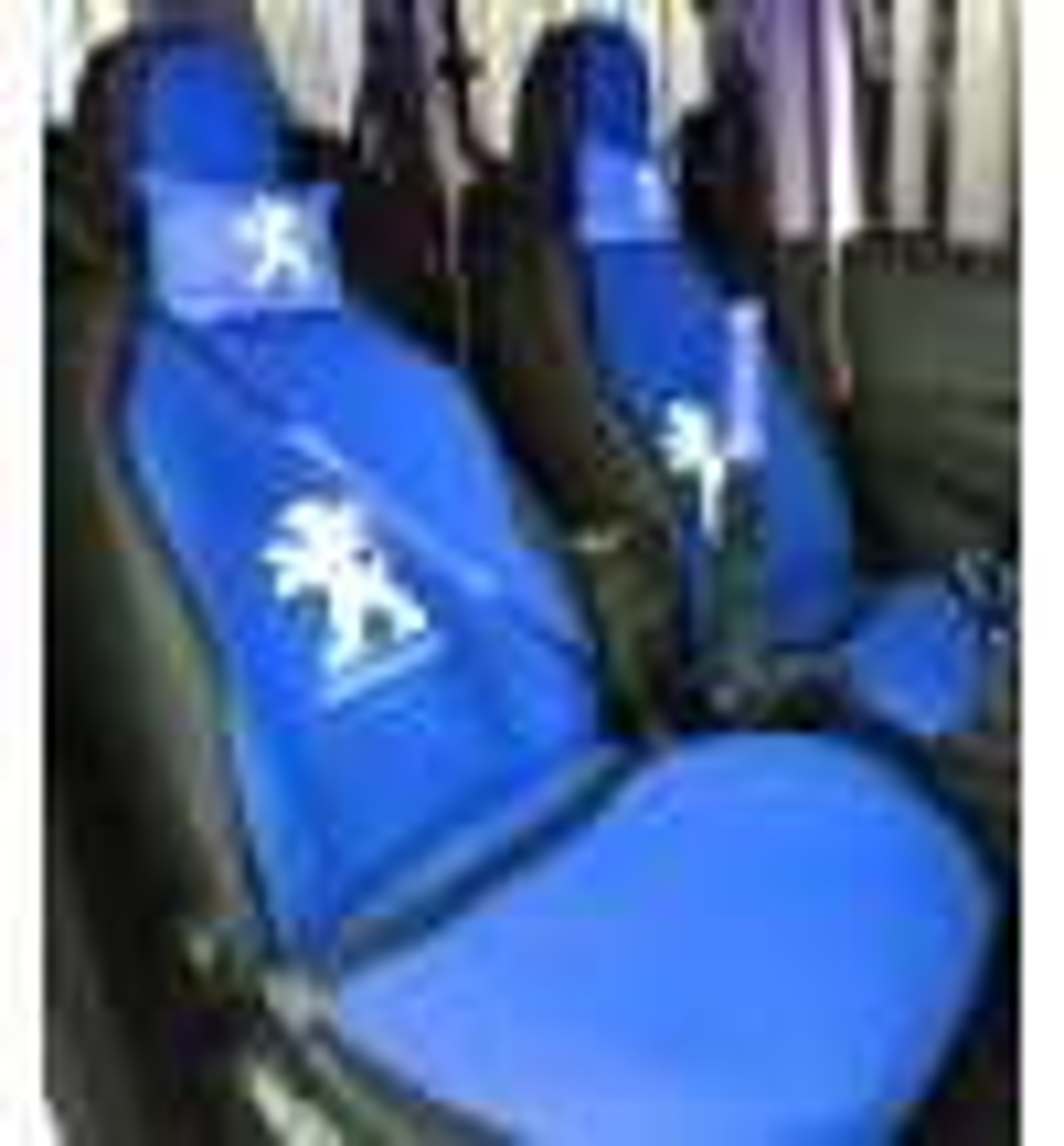 Peugeot Uyumlu Terletmez Oto Koltuk Minderi Ve Yastık Seti